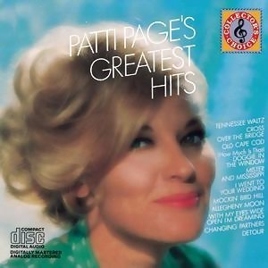 Patti Page Artist photo