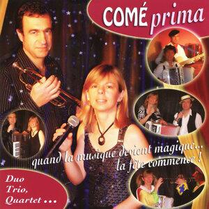 Comé Prima 歌手頭像