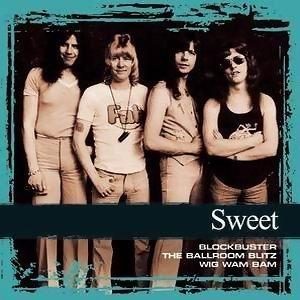 Sweet (甜蜜合唱團)