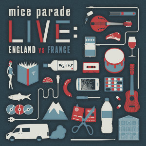 Mice Parade (老鼠遊行) 歌手頭像