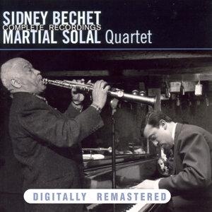 Sidney Bechet & Martial Solal Quartet