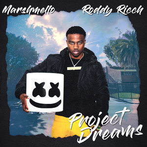 Marshmello x Roddy Ricch Artist photo