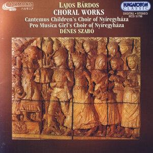Cantemus Children's Choir of Nyíregyháza, Pro Musica Girl's Choir of Nyíregyháza, Dénes Szabó