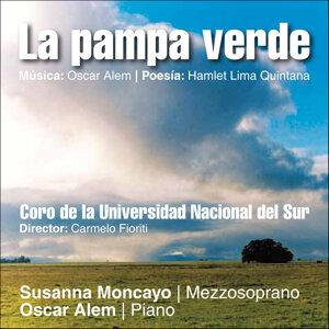 Coro de la Universidad Nacional del Sur, Susanna Moncayo, Oscar Alem 歌手頭像