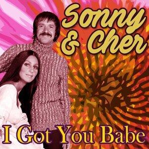 Sonny & Cher 歌手頭像