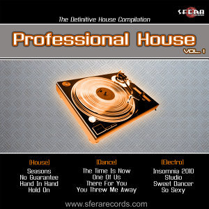 Professional House 歌手頭像
