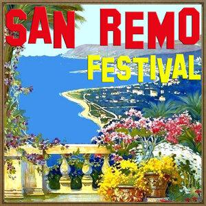 San Remo Festival Singers 歌手頭像
