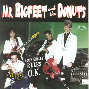 Mr. Bigfeet and The Donuts 歌手頭像