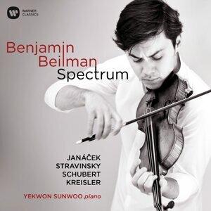 Benjamin Beilman 歌手頭像