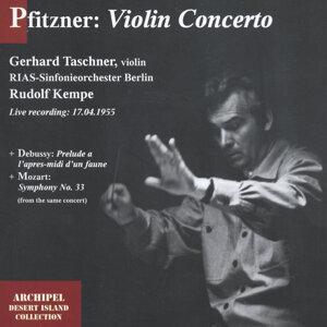 Gerhard Taschner, RIAS Sinfonieorchester, Rudolf Kempe 歌手頭像