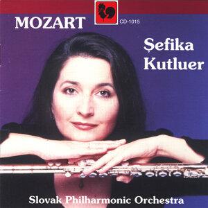 Sefika Kutluer, Slovak Philharmonic Orchestra, Bystrik Rezucha & Katarina Turnerova