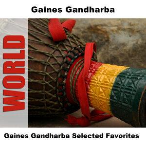 Gaines Gandharba 歌手頭像