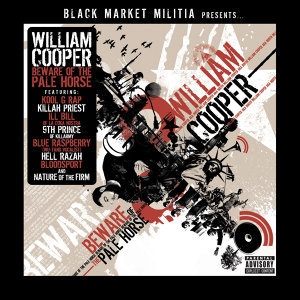 Black Market Militia Presents: William Cooper 歌手頭像