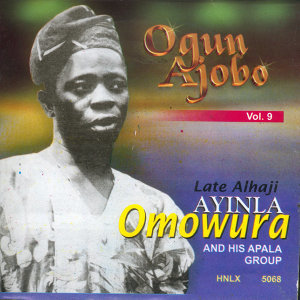 Alhaji Ayinla Omowura And His Akala Group