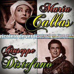 María Callas Y Giuseppe Di Stefano 歌手頭像