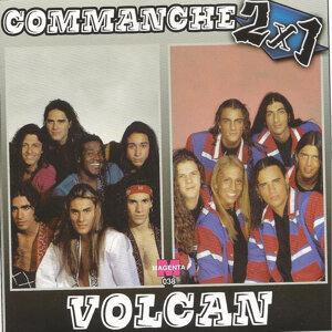 Commanche vs Volcan 歌手頭像