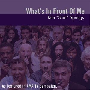 "Ken ""Scat"" Springs 歌手頭像"