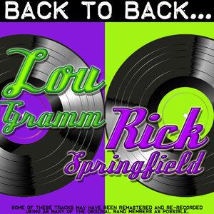 Lou Gramm | Rick Springfield 歌手頭像