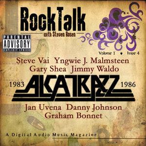 Steven Rosen with Alcatrazz 歌手頭像