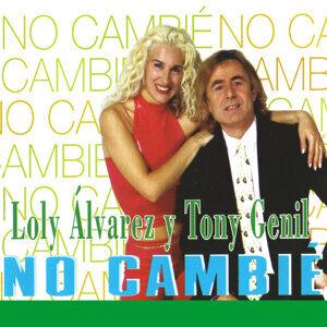 Loly Álvarez|Tony Genil 歌手頭像