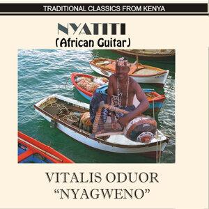 """Vitalis Oduor """"Nyagweno"""" 歌手頭像"""