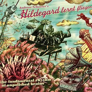 Hildegard lernt fliegen