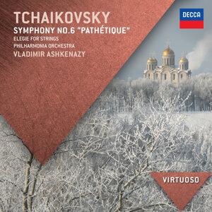 Vladimir Ashkenazy,Philharmonia Orchestra 歌手頭像