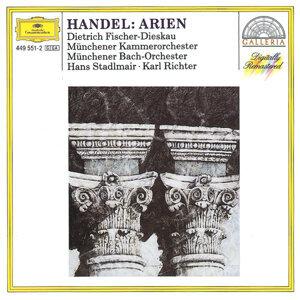Hans Stadlmair,Karl Richter,Munich Chamber Orchestra,Münchener Bach-Orchester 歌手頭像