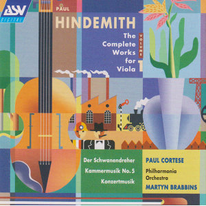 Paul Cortese,Martyn Brabbins,The Philharmonia 歌手頭像