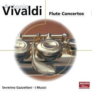 Severino Gazzelloni,I Musici 歌手頭像