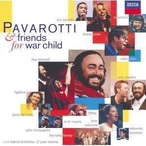 Elton John,Eric Clapton,Liza Minnelli,Luciano Pavarotti,Sheryl Crow 歌手頭像