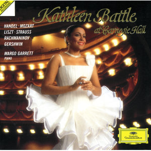 Margot Garrett,Kathleen Battle 歌手頭像