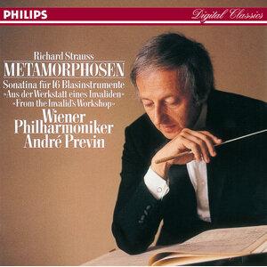 André Previn,Wiener Philharmoniker 歌手頭像