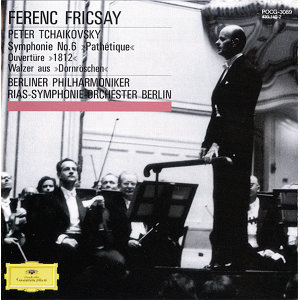 RIAS Symphony Orchestra Berlin,Berliner Philharmoniker,Radio-Symphonie-Orchester Berlin,Ferenc Fricsay 歌手頭像