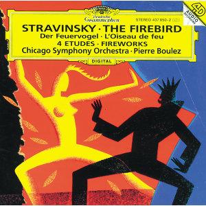 Chicago Symphony Orchestra,Pierre Boulez 歌手頭像