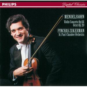 Pinchas Zukerman,St. Paul Chamber Orchestra 歌手頭像