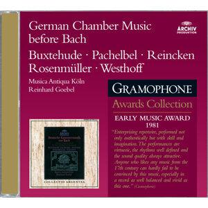 Reinhard Goebel,Musica Antiqua Köln