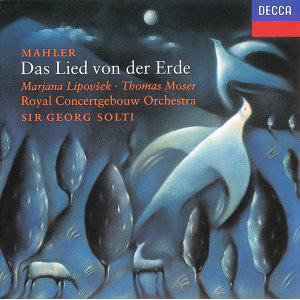 Sir Georg Solti,Marjana Lipovsek,Royal Concertgebouw Orchestra,Thomas Moser 歌手頭像