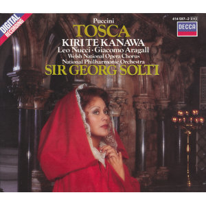 The National Philharmonic Orchestra,Sir Georg Solti,Leo Nucci,Chorus of the Welsh National Opera,Kiri Te Kanawa,Giacomo Aragall 歌手頭像