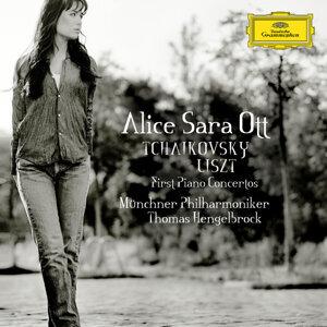 Alice Sara Ott,Münchner Philharmoniker,Thomas Hengelbrock 歌手頭像