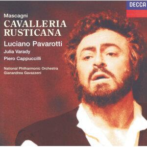 The London Opera Chorus,Gianandrea Gavazzeni,Piero Cappuccilli,Luciano Pavarotti,Julia Varady,The National Philharmonic Orchestra 歌手頭像