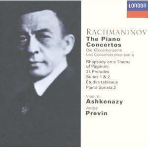 Vladimir Ashkenazy,André Previn,London Symphony Orchestra
