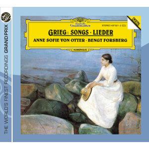 Anne Sofie von Otter,Bengt Forsberg 歌手頭像