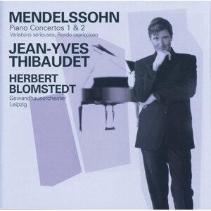Jean-Yves Thibaudet,Gewandhausorchester Leipzig,Herbert Blomstedt