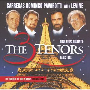 Plácido Domingo,José Carreras,James Levine,Luciano Pavarotti,Orchestre de Paris 歌手頭像