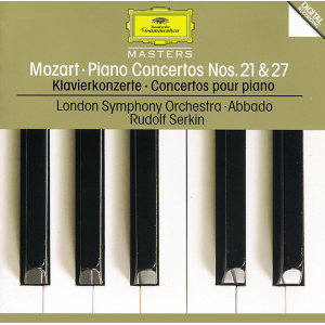 Claudio Abbado,Rudolf Serkin,London Symphony Orchestra 歌手頭像