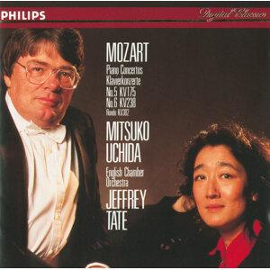 English Chamber Orchestra,Jeffrey Tate,Mitsuko Uchida