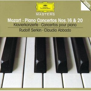 Claudio Abbado,Rudolf Serkin 歌手頭像