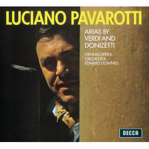 Sir Edward Downes,Wiener Opernorchester,Luciano Pavarotti 歌手頭像