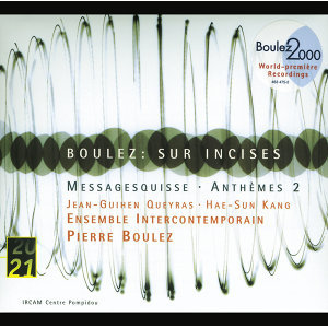 Ensemble De Violoncelles De Paris,Ensemble Intercontemporain,Pierre Boulez 歌手頭像